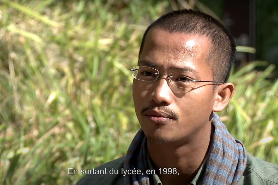 Kim Hak – Résidences de Photoquai 2011,<br /> at Musée du quai Branly in Paris